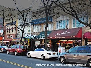 Little Italy del Bronx en Nueva York
