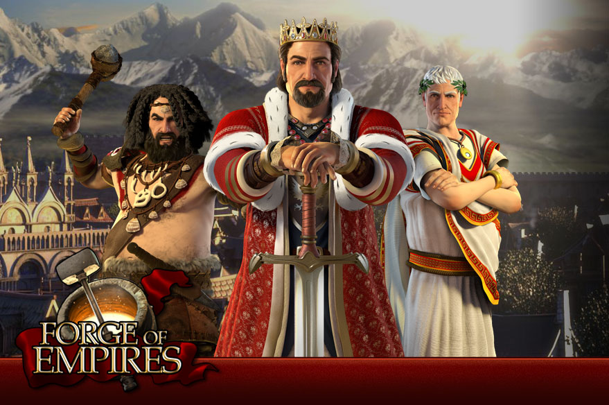 Papel de Parede Forge of Empires