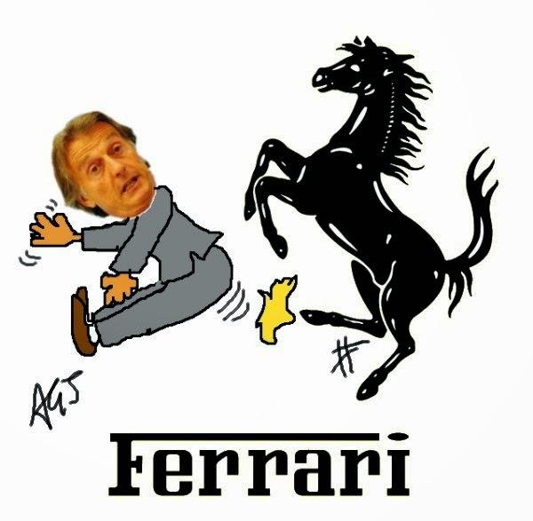 Ferrari, Montezemolo