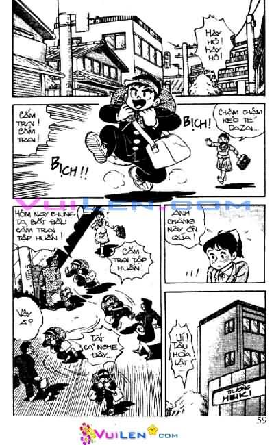 Jindodinho - Đường Dẫn Đến Khung Thành III  Tập 8 page 59 Congtruyen24h