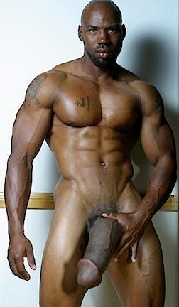 Large mans Schwanz Bild