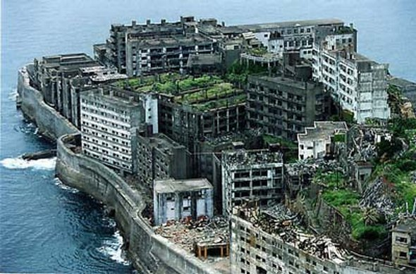 Membeli pulau tersebut dan memulai proyek untuk mendapatkan batu bara dari dasar laut di sekitar pulau tersebut