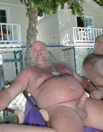 Abuelos Desnudos Peludos