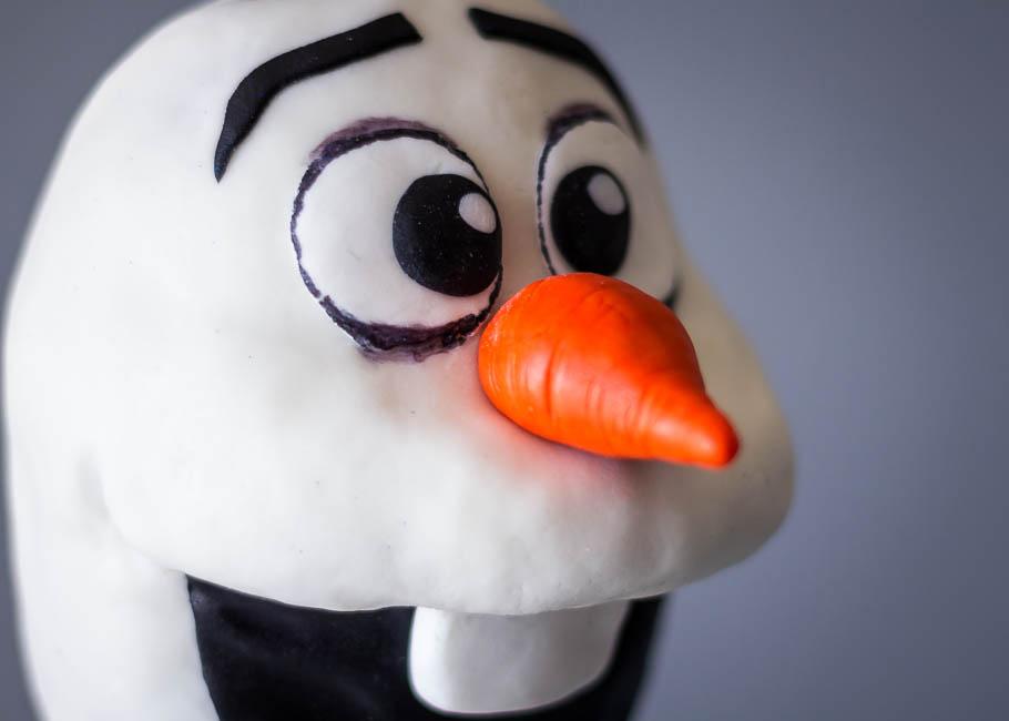 Olaf de 'Frozen'