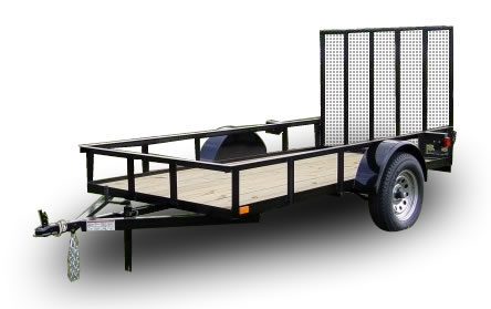 Storage Trailer For Sale