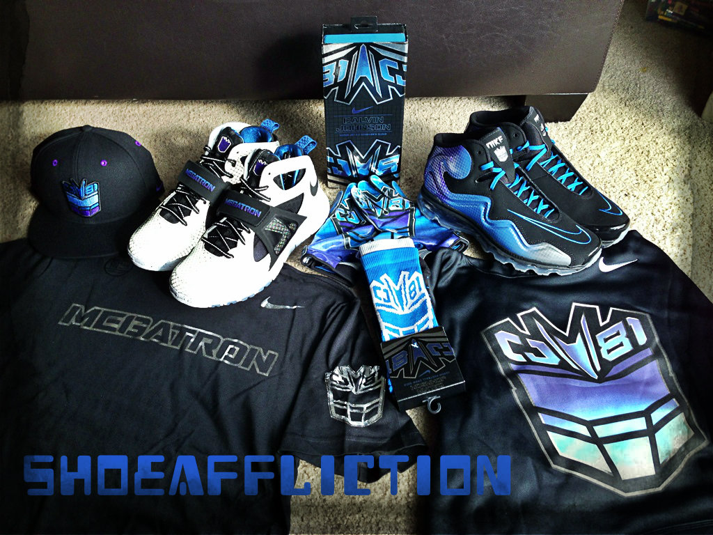 shoeaffliction megatron cant be stopped