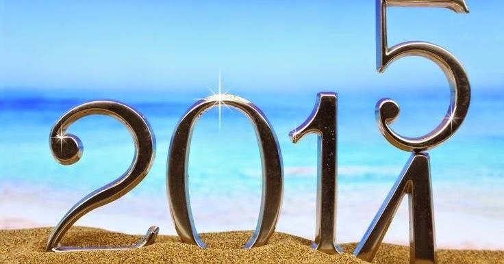 Gambar Wallpaper Kartu Ucapan Selamat Tahun Baru - Happy New Year 2016