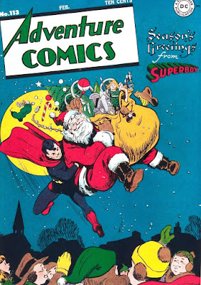 Adventure Comics #113