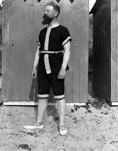1890 s swimsuit men