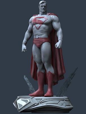 Il Prototipo di Superman della PrototypeZ