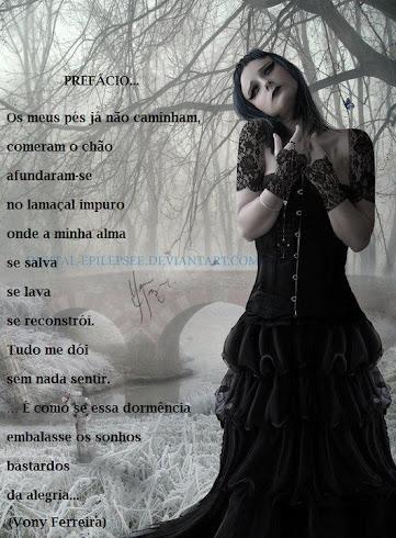 PREFÁCIO / Poema escrito por VÓNY FERREIRA