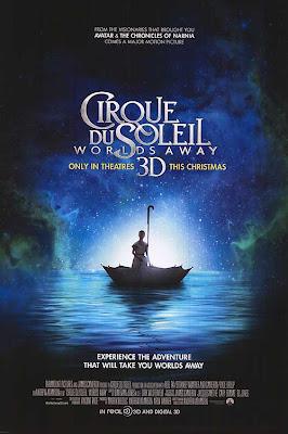 Filme Poster Cirque Du Soleil – Outros Mundos DVDRip XviD & RMVB Legendado