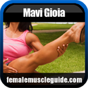 Mavi Gioia Female Bodybuilder Thumbnail Image 2