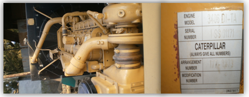 250 KVA marine diesel generator for sale, Hz 50, RPM 1500