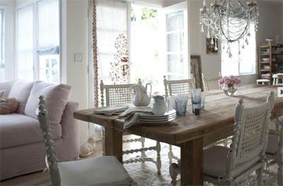 Arredamenti moderni idee per arredare la casa con lo stile shabby chic - Idee shabby chic per la casa ...