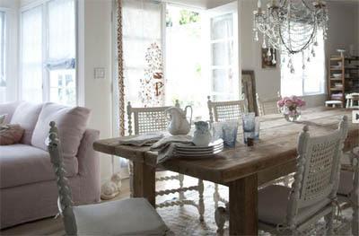 Arredamenti Moderni: Idee per arredare la casa con lo stile Shabby Chic