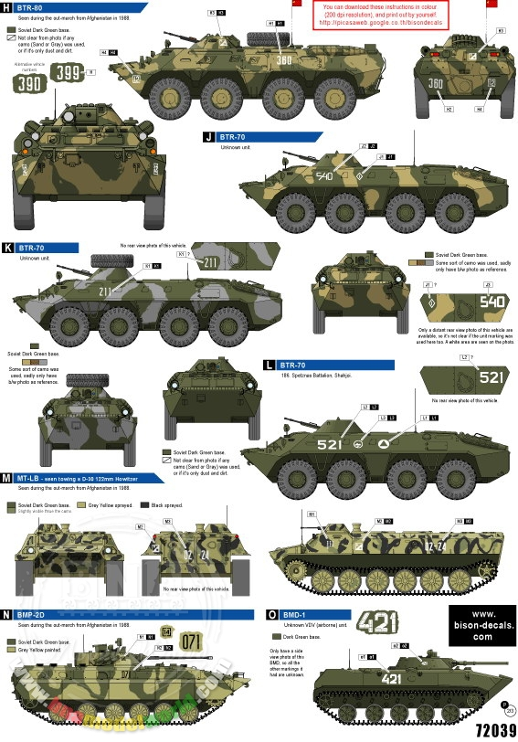 Cold War Weaponry - AFVs