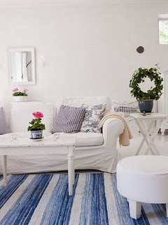 Decor inspired by the sea