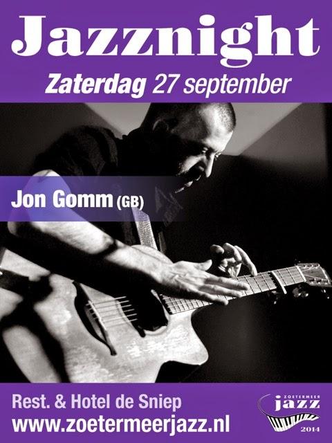 27 September Zoetermeer Jazz Night 2014