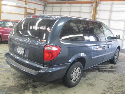 Dodge gran caravan 2007