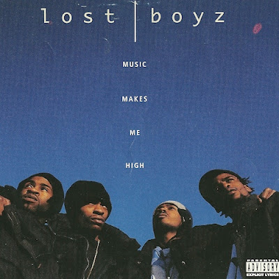 Lost Boyz – Music Makes Me High (CDS) (1996) (FLAC + 320 kbps)