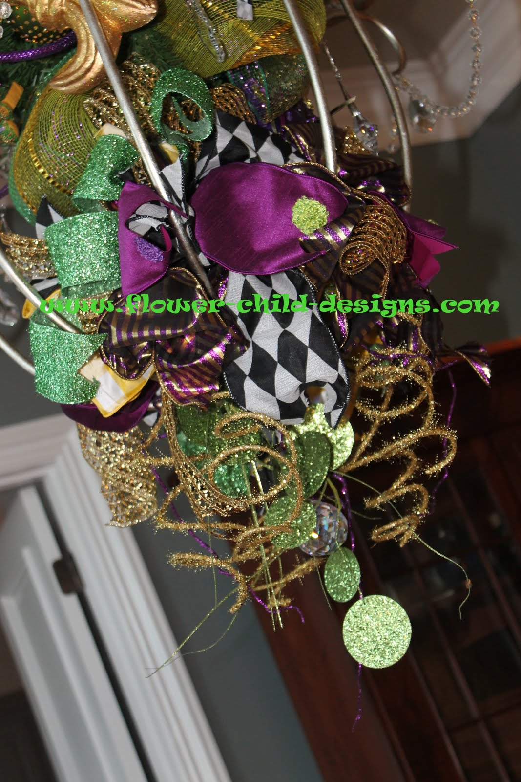 Flower child designs mardi gras madness arubaitofo Choice Image