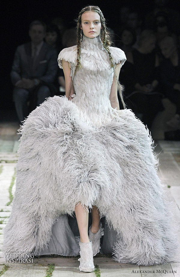 The Best of Alexander Mcqueen Wedding Dress ~ Now The Time ...