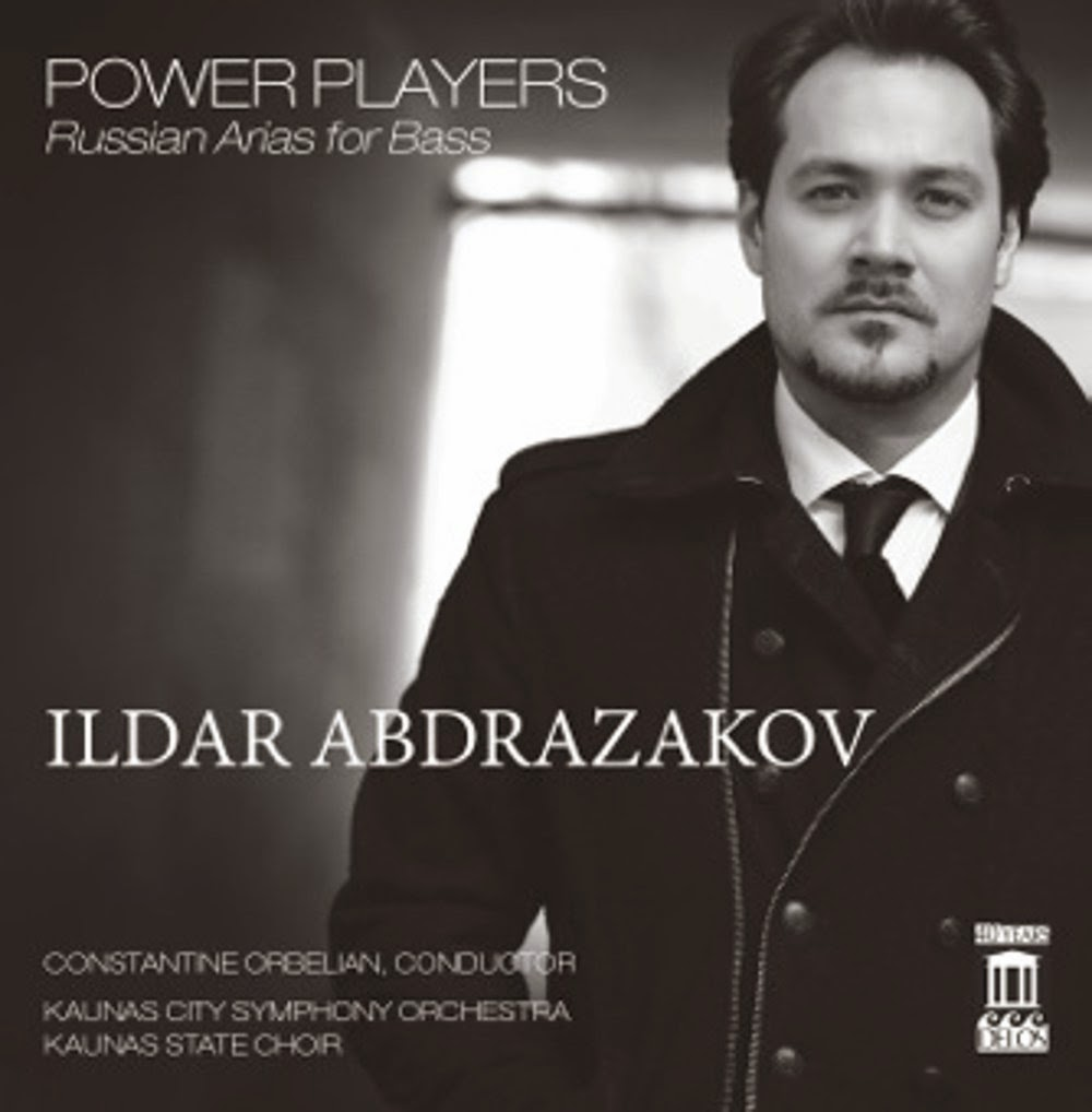 Russian Opera Arias - Ildar Abdrazakov - Delos