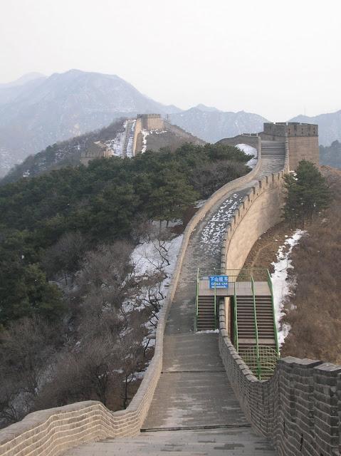 cosa vedere a pechino, muraglia cinese