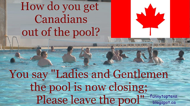 Canadian Humour Funny Picture