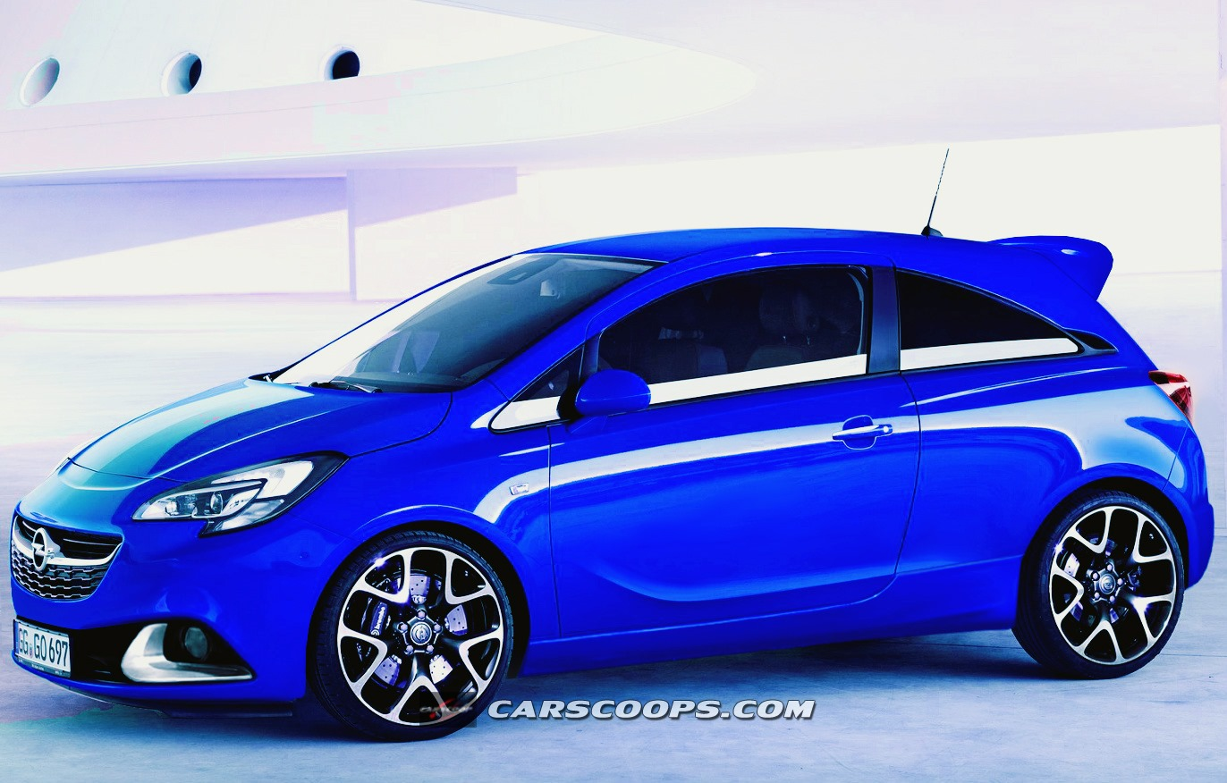 new opel corsa opc gets 210ps 1 6l turbo claims leaked doc. Black Bedroom Furniture Sets. Home Design Ideas