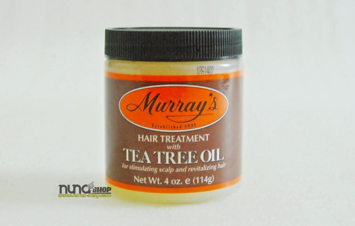 Murray's Hair Treatment with Tea Tree Oil