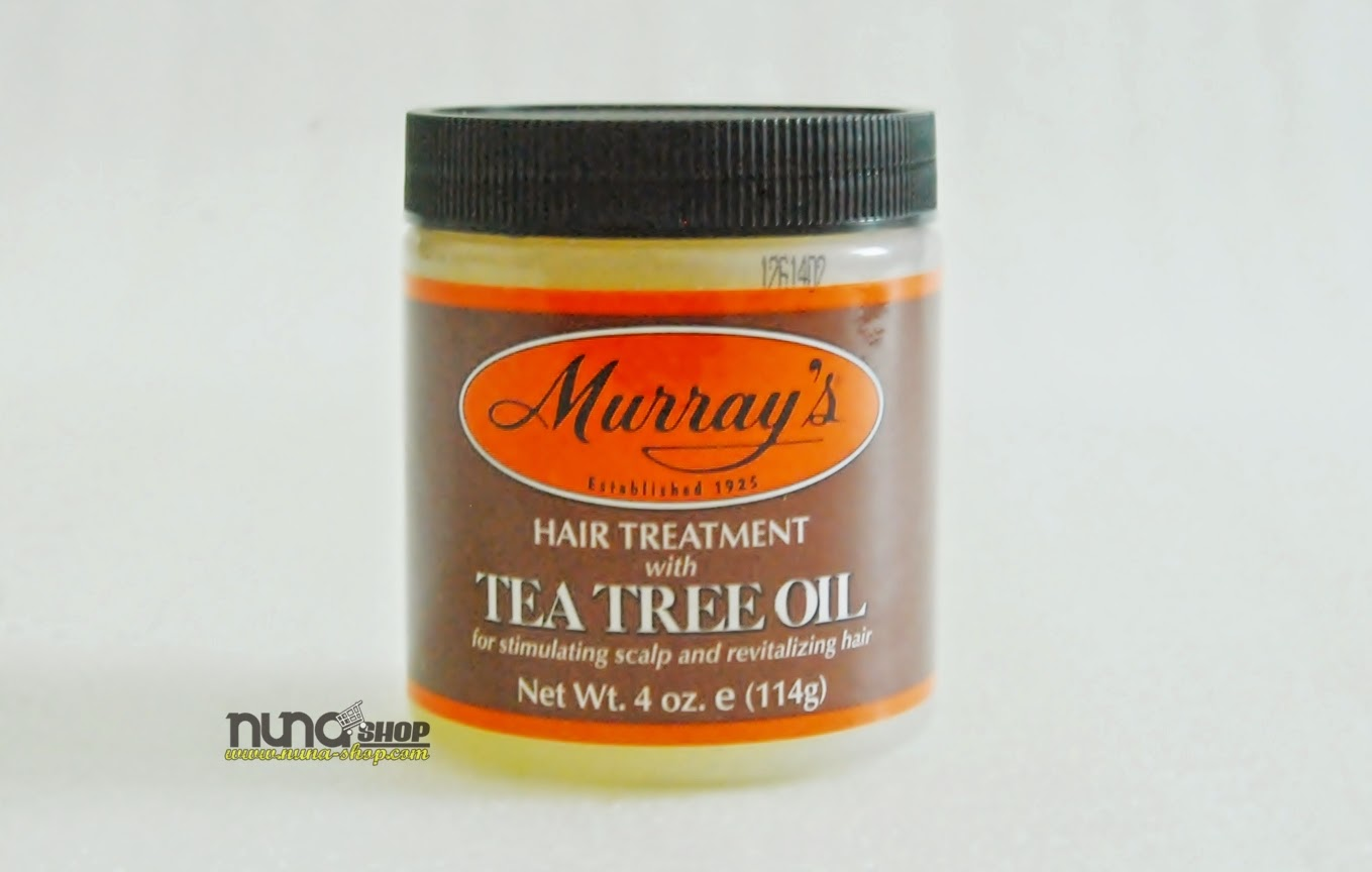 Murray's Hair Treatment with Tea Tree Oil