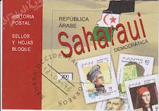 EXPOSICION HISTORIA POSTAL REPUBLICA ARABE SAHARAUI DEMOCRATICA