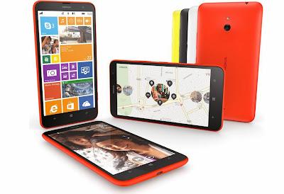 Nokia Lumia 1320 Pic