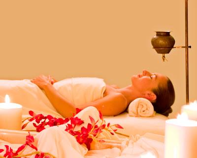 Imágenes de un Spa - Relajación -  Relax - Masajes