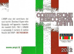Documento politico ANPI 2011