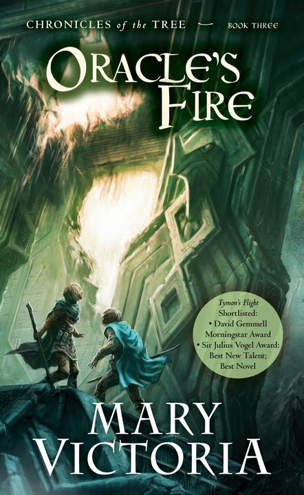 Oracles Fire Oracle's Fire Book Cover