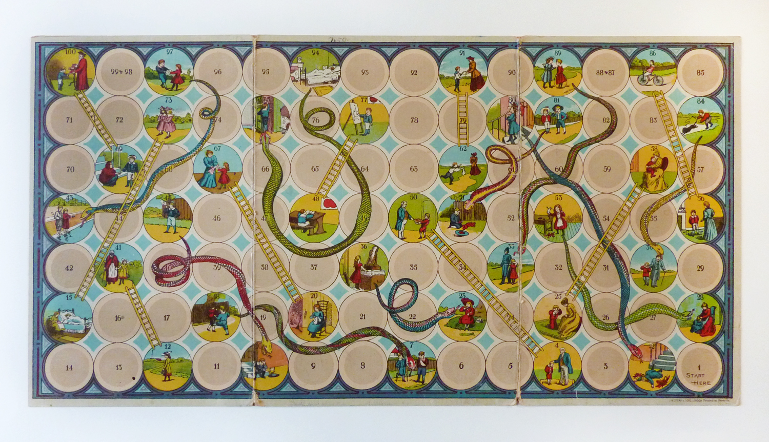 how to win in snakes and ladders