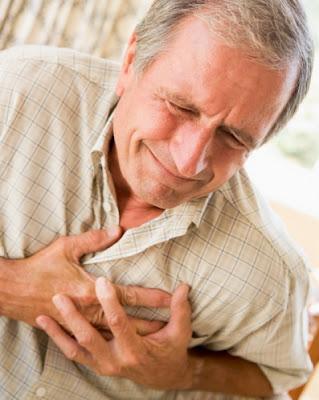 gejala penyakit jantung, gejala serangan jantung,gejala umum sakit jantung,gejala awal penyakit jantung