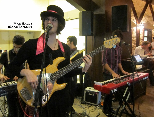 Mad Sally band