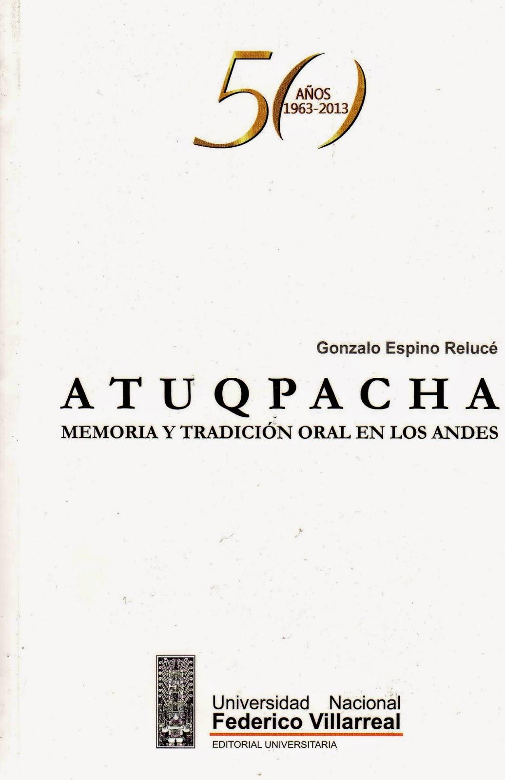 Resultado de imagem para gonzalo espino san marcos atuqpacha