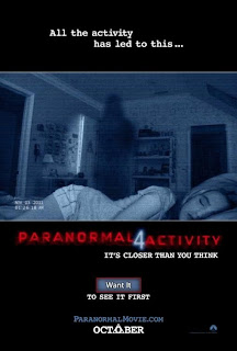 Actividad Paranormal 4