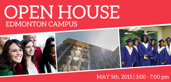 Edmonton College Open House