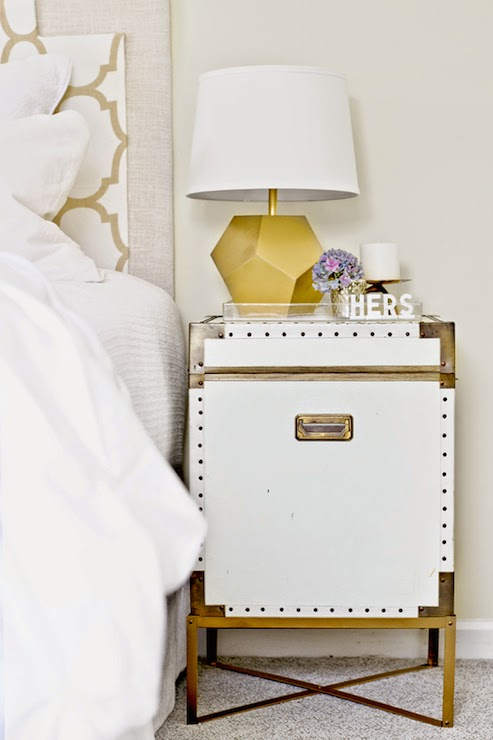Xvi design and style 10 repurposing items to use as a Things to use as nightstands