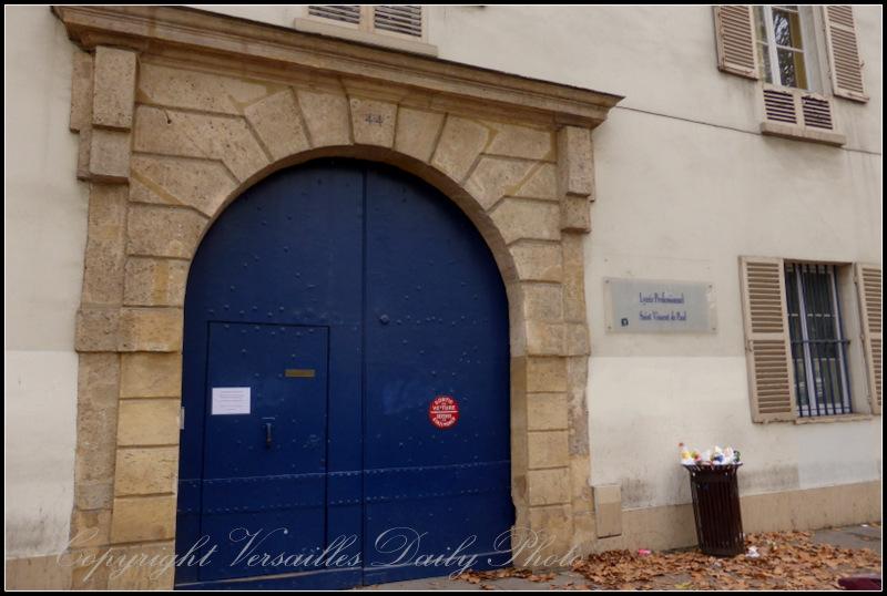 Lycée Saint Vincent de Paul Versailles