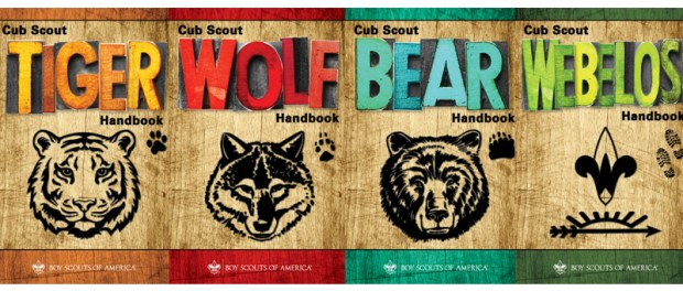 NEW Cub Scout Program official modifications