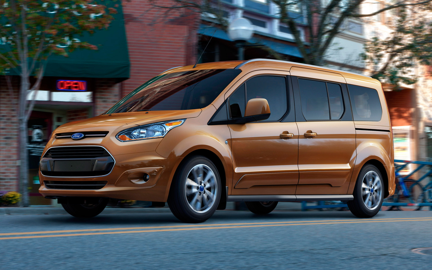 Put The Ford Transit To Work For You – It's Spacious, Versatile And Capable