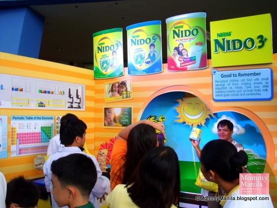 Nido-3+ Booth