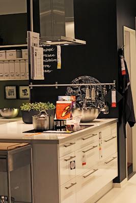 Ikea kjøkken hyller